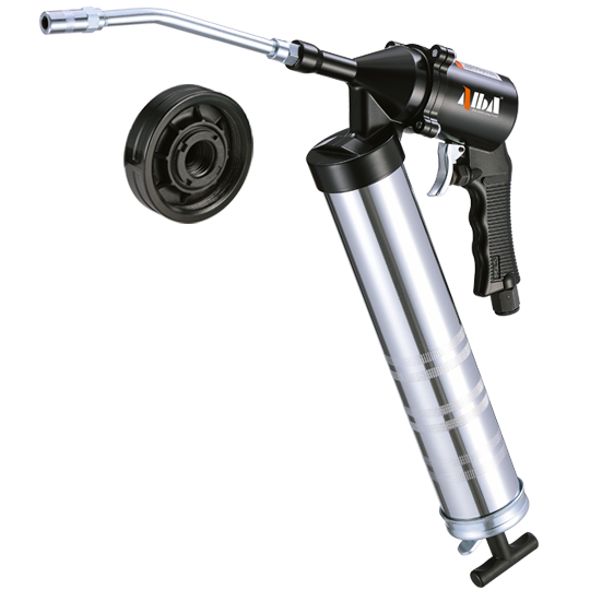 Single Shot Air Grease Gun w/ LUBE1 System