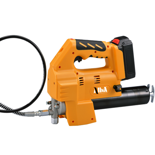 18V Lithium-Ion Battery Grease Gun