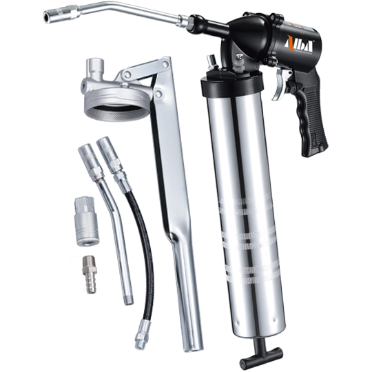 Single Shot Air Grease Gun Kit 16oz/ 450g