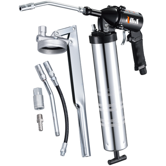 Continuous Shot Air Grease Gun Kit 16oz/ 450g
