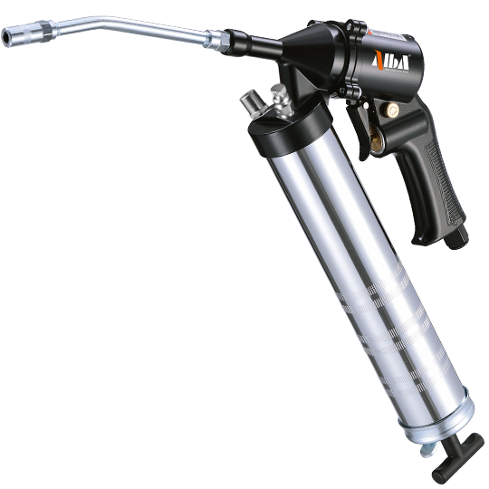 2-in-1 Single & Continuous Shot Air Grease Gun
